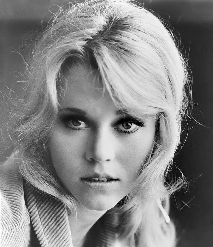 8x10 Print Jane Fonda Portrait 1970/'s #116