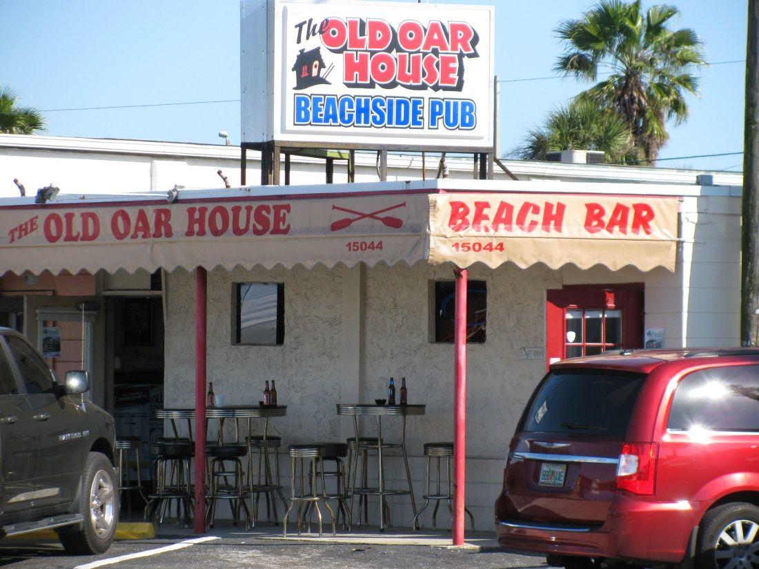 Beach pub.  #bar #pub #beach