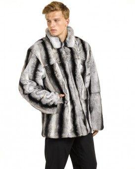 Fur Coats 2019CollarsJacket For Men In WH9IE2D