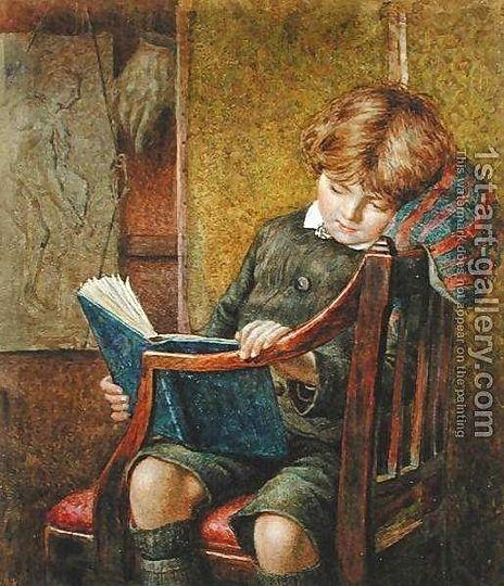 CHARLES JAMES ADAMS (BRITISH, 1859-1931)