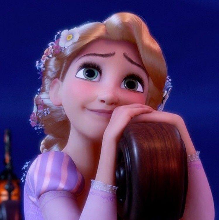 Rapunzel sonhando acordada (com imagens) | Imagem cinderela ...