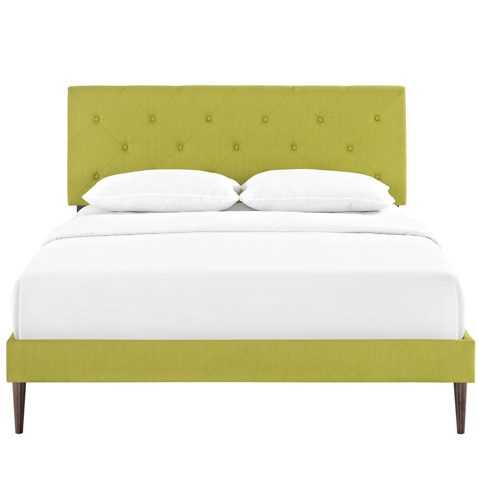 Terisa Upholstered Platform Bed
