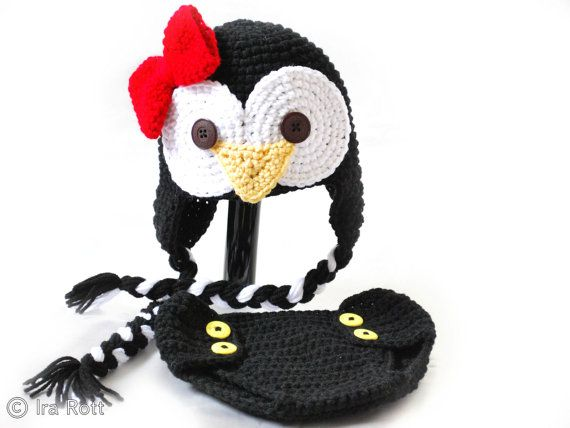 Penguin Photo Prop