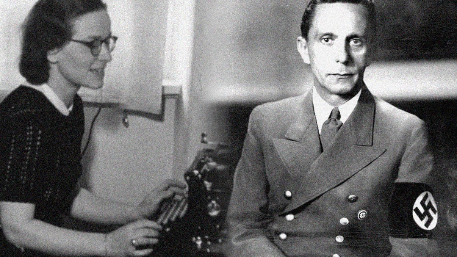 Sekretarka Goebbelsa Nie Czuje Sie Winna Chyba Ze Chcecie