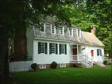 Historic Lightwood House C.1760   Vacation Rental Near Williamsburg Virginia