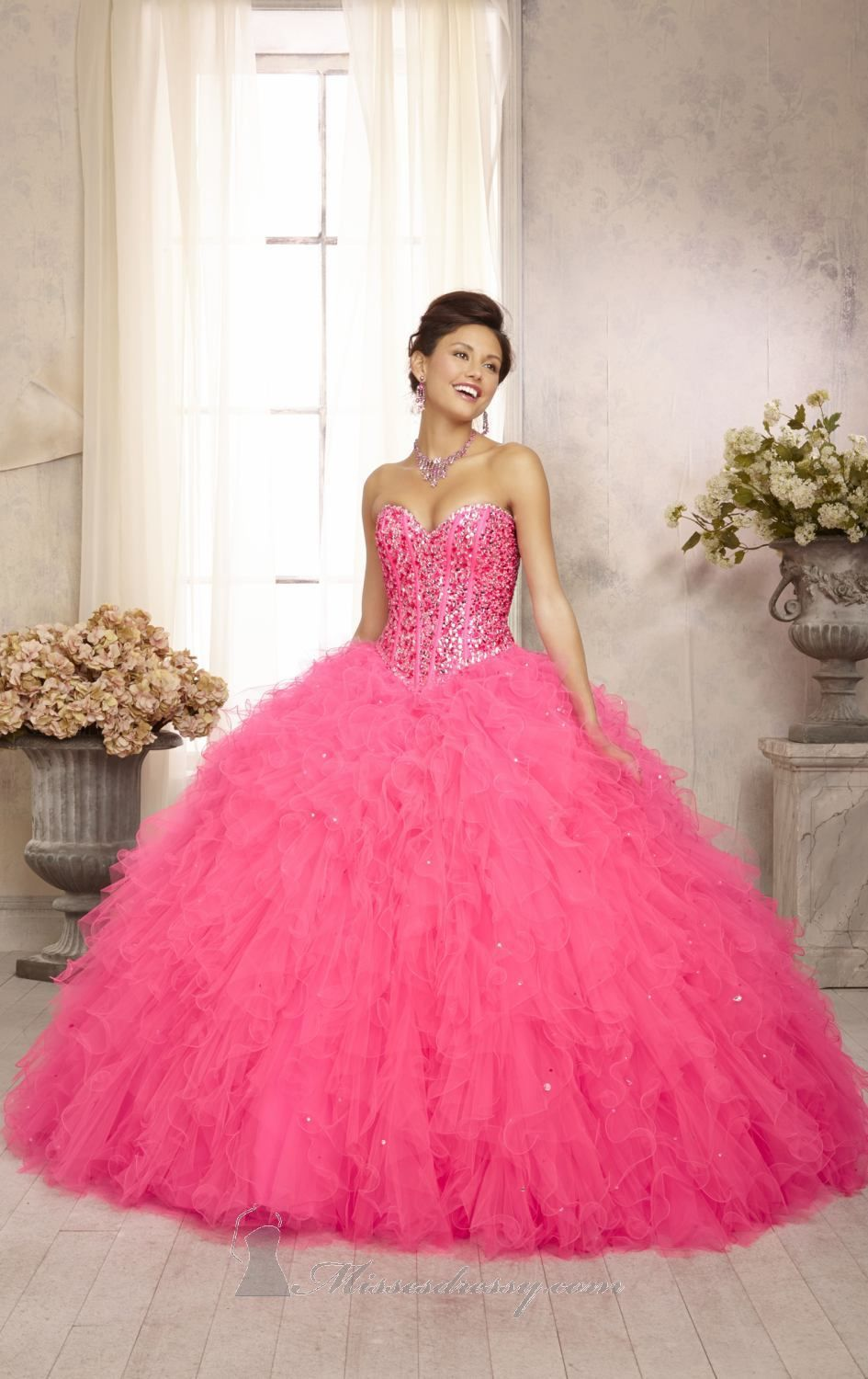 Mori Lee 88087 by Vizcaya by Mori Lee | Dresses - Ruffled/Poofy ...
