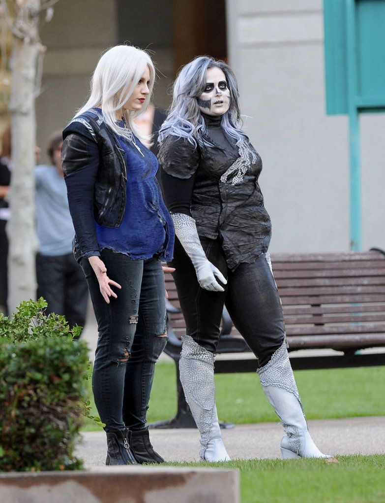 Request: Chubby Livewire and Silver Banshee 2 by CelebMorpher on ...