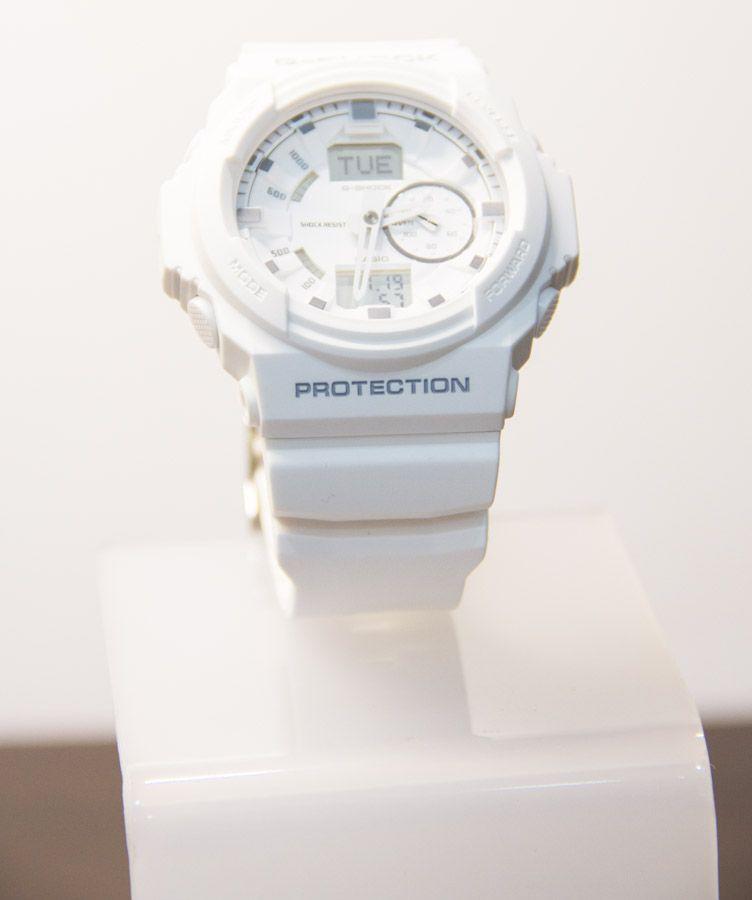 Sharing Happens • Pin a gift • TIC TAC • G-Shock blanco de caballero Q1,299