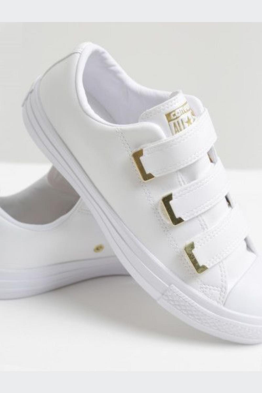 Ejecutante Química veneno  Snakeskin Effect Tab Black Panels White Velcro Sneakers en 2020 | Zapatos  deportivos mujer, Zapatos de tacones, Zapatillas converse mujer
