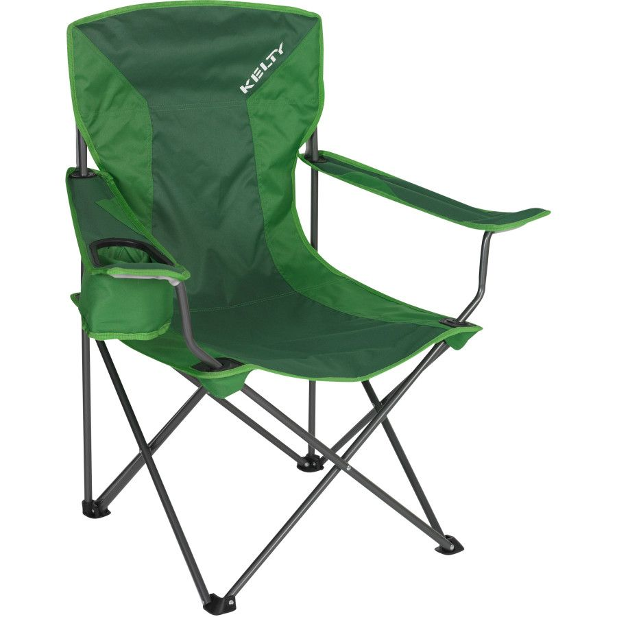 Kelty Essential Chair Chair, Camping chairs, Green chair