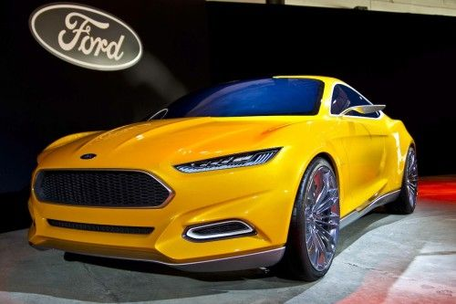 Www Vallerycars Com Concept Cars Ford Ford Motor