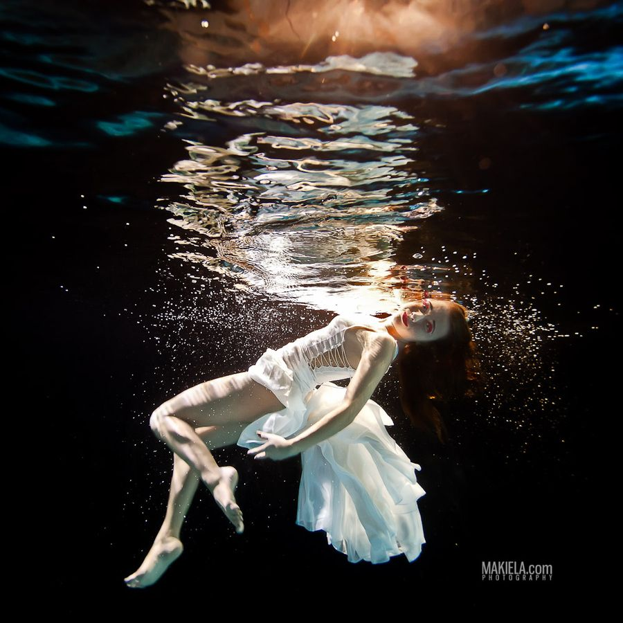 Underwater Dancer - Rafal Makiela