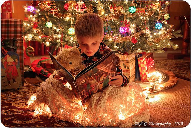 A Cozy Little Spot for a Christmas Story Picture ideas, Toddler