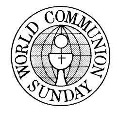 1st Sun in Oct † World(wide) Communion Sunday † #church #