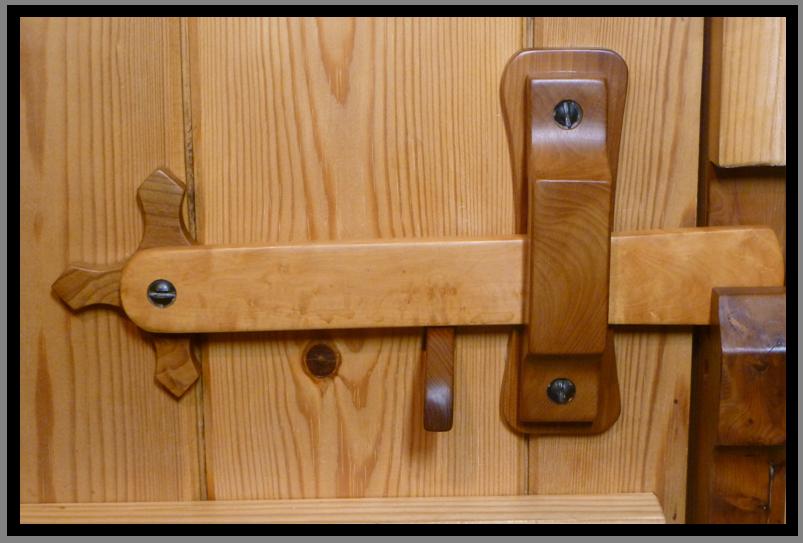 diy door latches for barn doors - Google Search | Door Latches ...