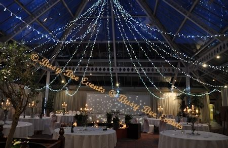 Wedding Styles Ceiling Fairy Lights