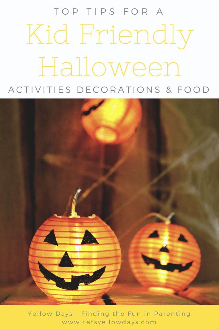 This Year\u0027s Top Kid Friendly Halloween activities, decorations and - Kid Friendly Halloween Decorations