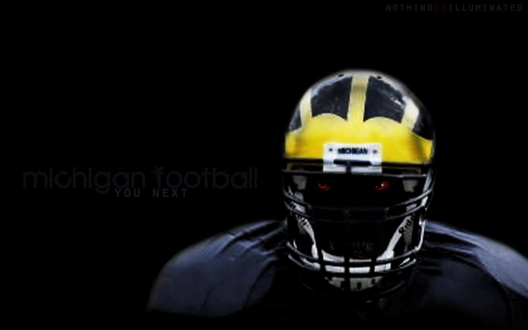 Michigan Wolverines Football Wallpapers Group 1680 1050 Michigan Wolverines Football Wallpap Michigan Wolverines Football Wolverines Football Michigan Football