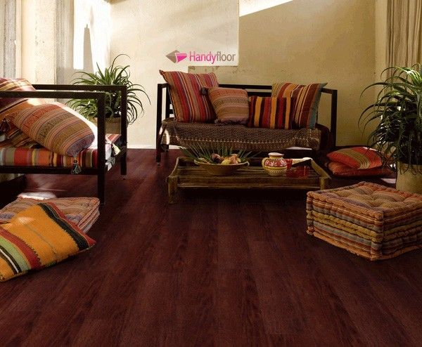 Pvc Laminaat Zelfklevend : Stick u basic merbau zelfklevende pvc laminaat vloer handyfloor