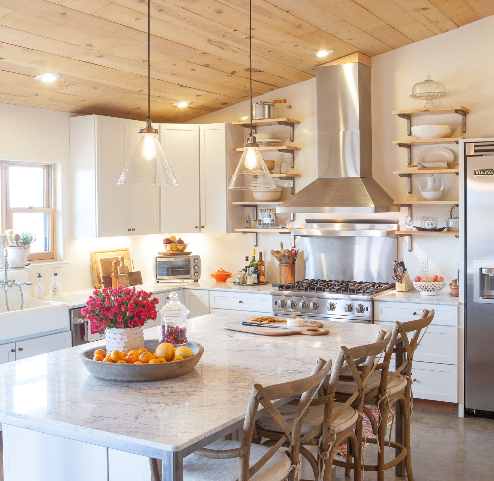 Pin By Modern Sanctuary On Lowell Kitchen Kitchen Layout Scandinavian Kitchen Small Kitchen Layouts