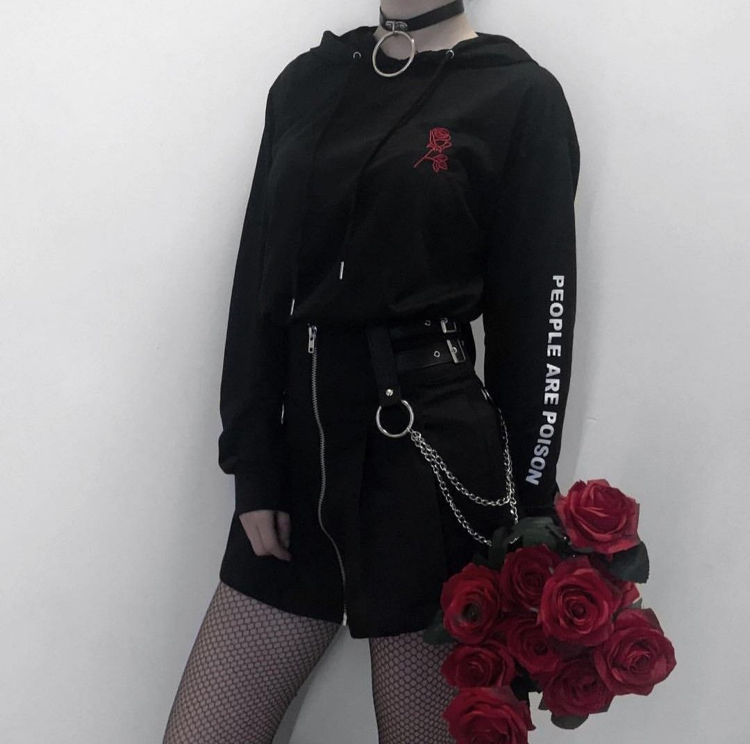 @maaikesan | Grunge fashion, Alternative fashion, 90s ...