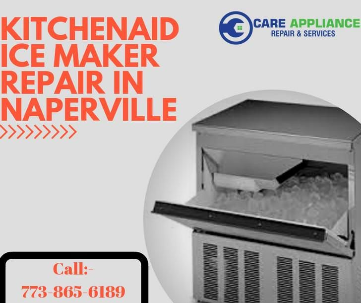 Get kitchenaid ice maker repair in naperville ice maker