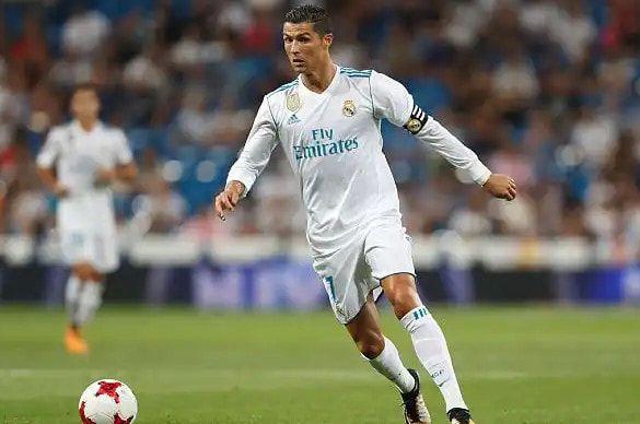 Biografia De Cristiano Ronaldo Cristiano Ronaldo Dos Santos Aveiro