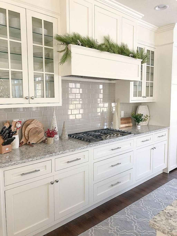 Interior Design Kitchen White Kitchen Paint Kitchen Cabinets Decor White Shaker Kitchen In 2020 Kitchen Cabinets Decor Off White Kitchens White Kitchen Paint