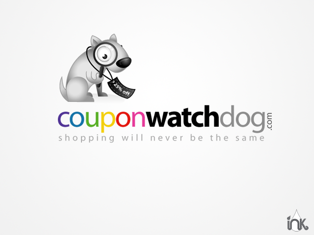Logo For Coupon Website Coupon Watchdog By Ink Logo Pinterest