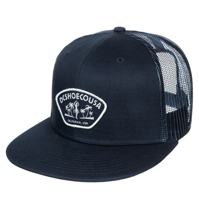 Action sports footwear brand DC Shoes provides a comfortable headgear  option for the sunny days. Check out the Stardate snapback cap. 57030b698ab8