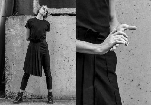 Photo by Vaidas Jokubauskas. Styling by Benas Baranauskas.  menswear mnswr mens style mens fashion fashion style editorial