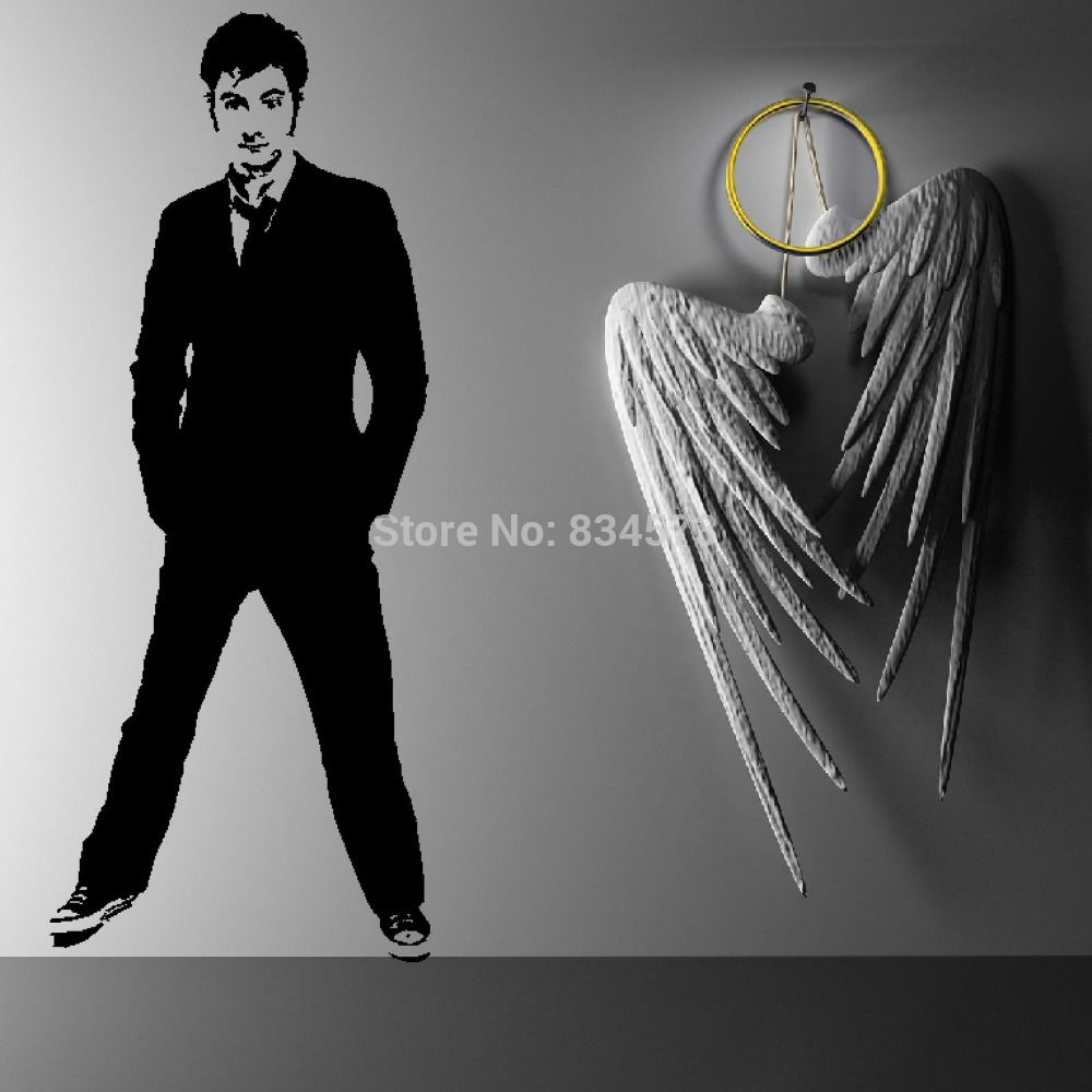 Doctor who timelord david tennant dw wall art sticker decal diy doctor who timelord david tennant dw wall art sticker decal diy home decoration decor wall mural amipublicfo Choice Image
