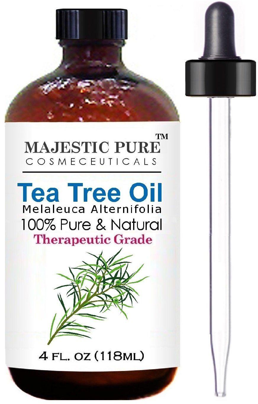 Nasal Polyps Natural Treatment Tea Tree Oil