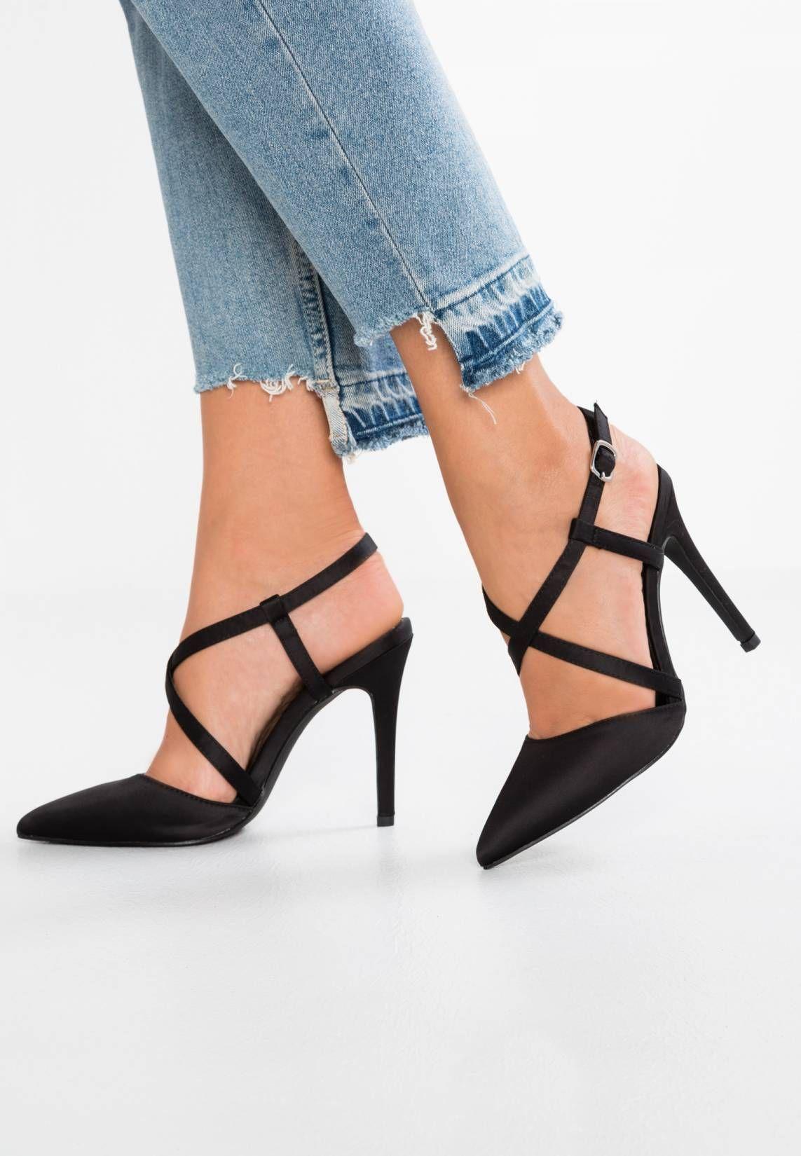 Zapatos azules con elástico románticos Anna Field para mujer RwOCZ