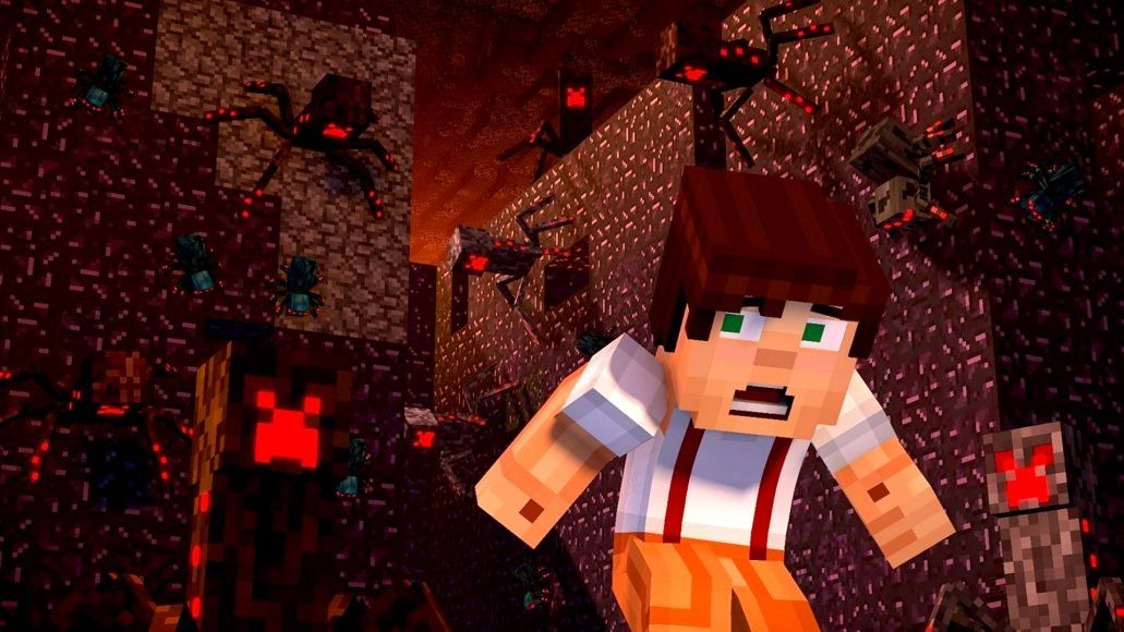 New Episode Of Minecraft Story Mode Season Launched Today On Xbox - Minecraft hauser ps4