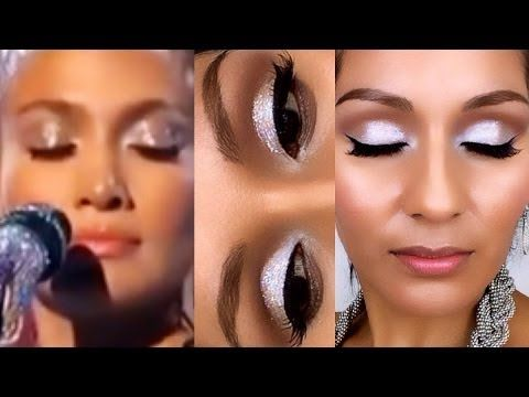 Jennifer Lopez Inspired Makeup From Her Tribute To Celia Cruz At The