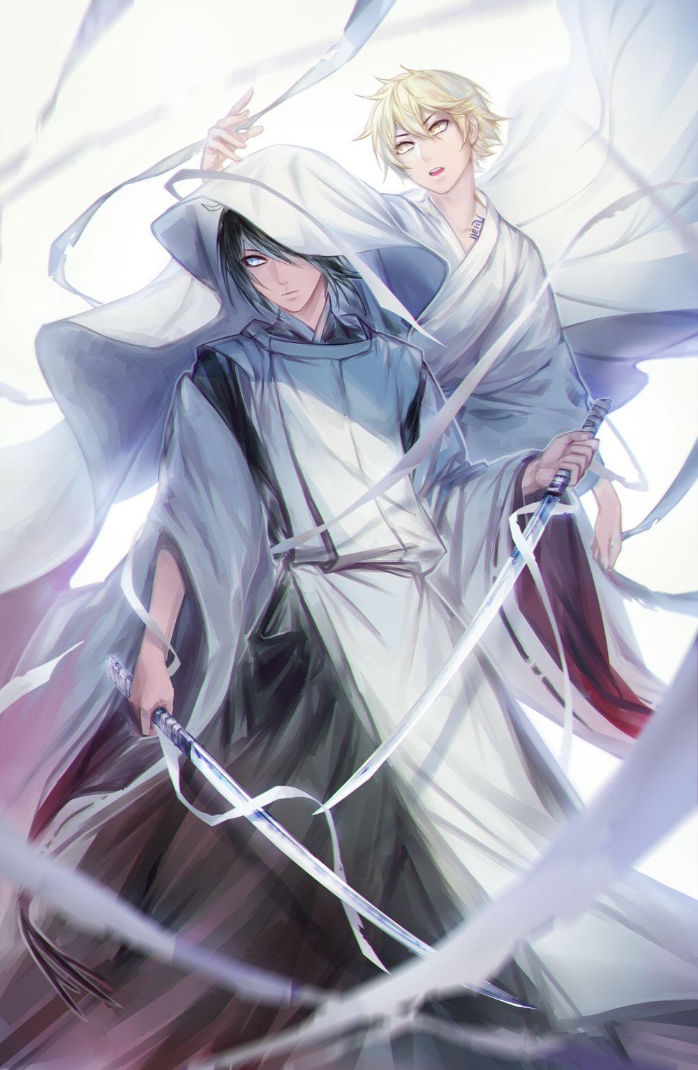 Whoa this looks amazing! Yato and Yukine katanas