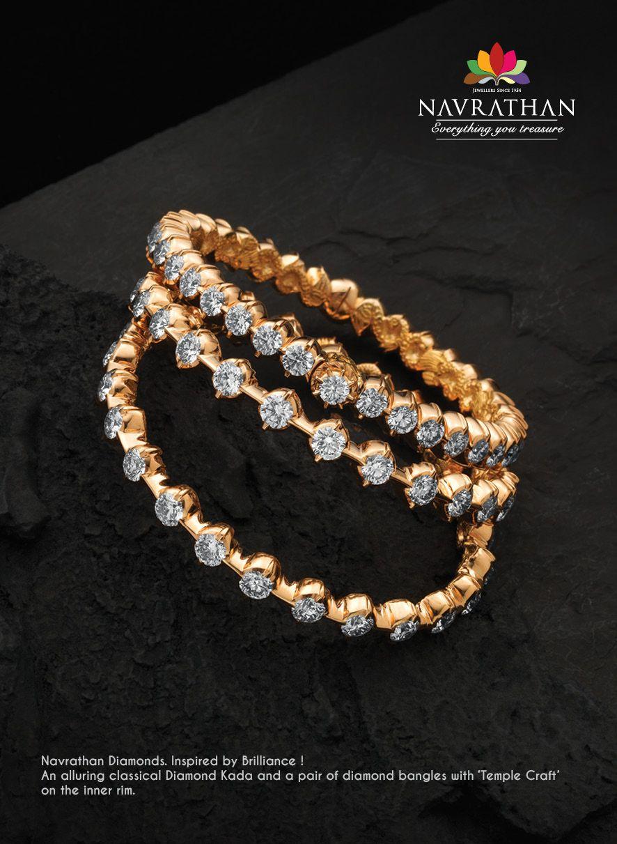 #diamond bangles