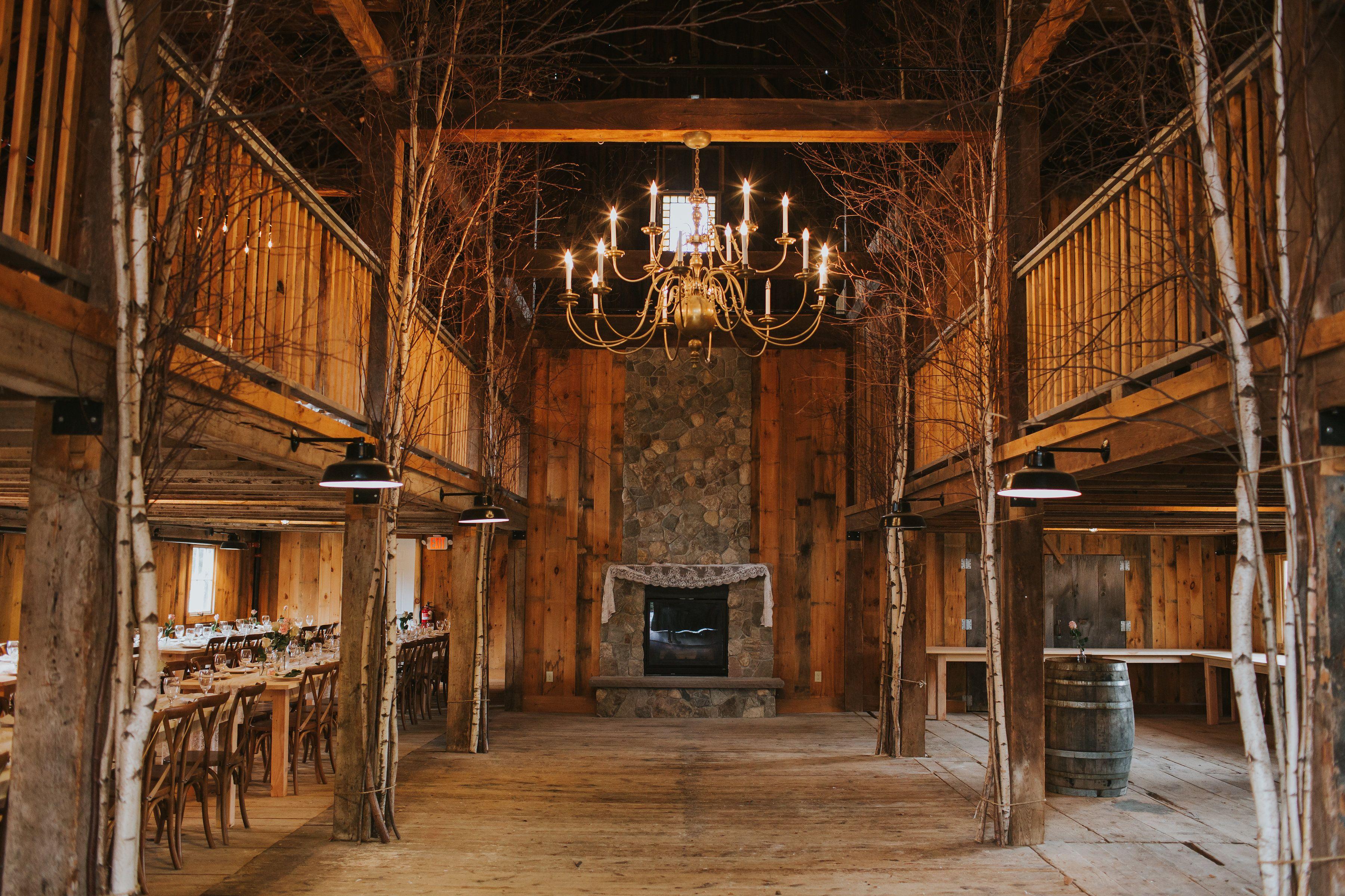Romantic, Rustic, Intimate, Barn Wedding Venue Allrose