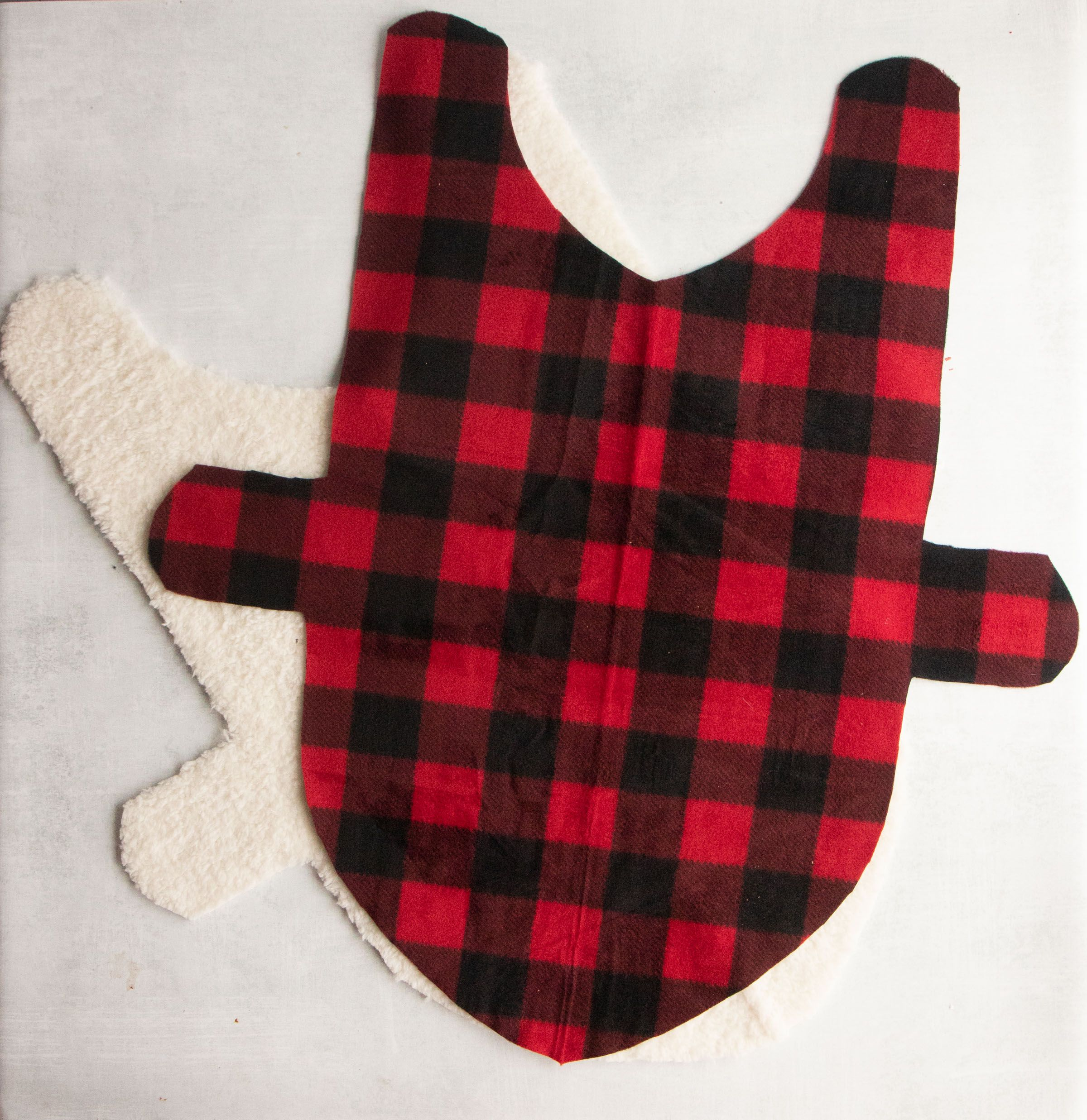 How to Sew a Cozy Custom Dog Coat in Less than an Hour   Wholefully