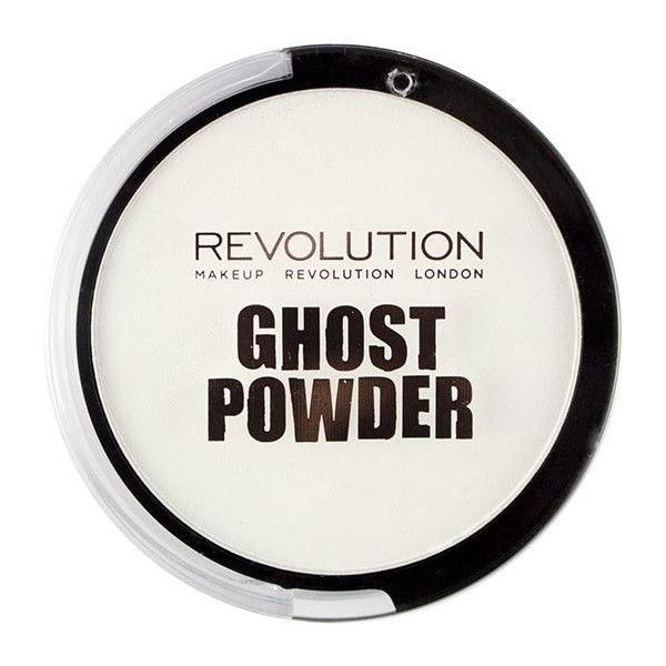 Makeup Revolution Ghost Powder ❤ liked on Polyvore featuring beauty products, makeup, face makeup and face powder