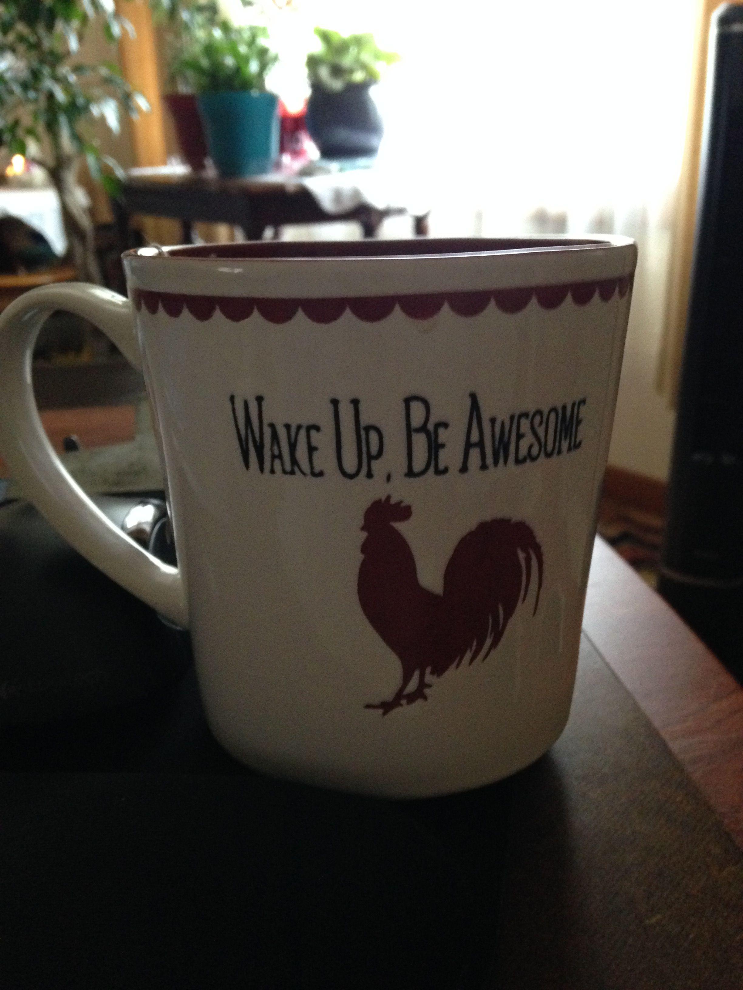 From kroger kroger glassware rooster