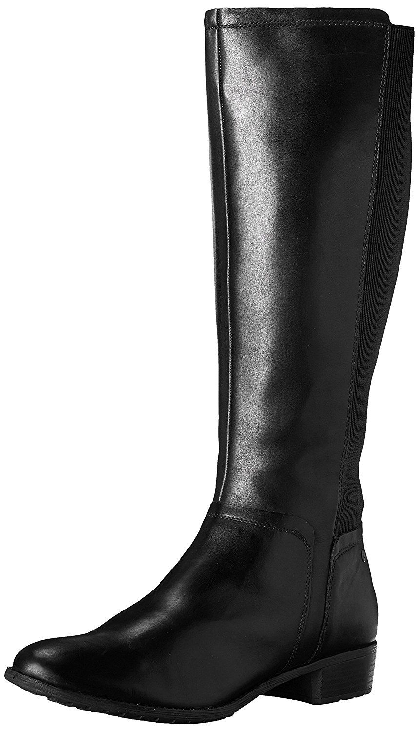 Hush Puppies Women S Lindy Chamber Wide Calf Riding Boot Wow I Love This Check It Out Now Knee High Boots Boots Wide Calf Riding Boots Riding Boots
