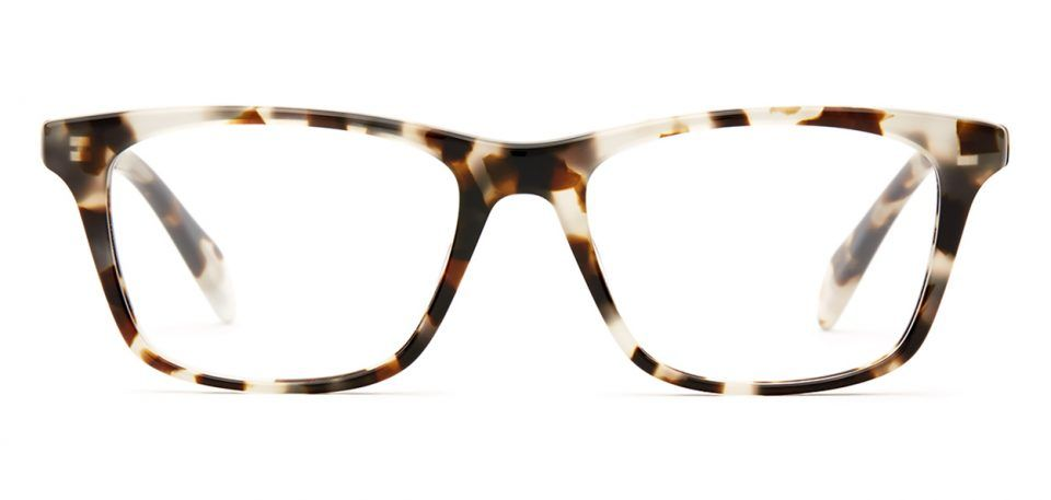 Salt Optics Anne-Marie - Acetate Female Frame in Bisque Havana ...