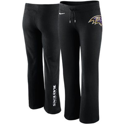 Nike Baltimore Ravens NFL Tailgater Women's Fleece Pants