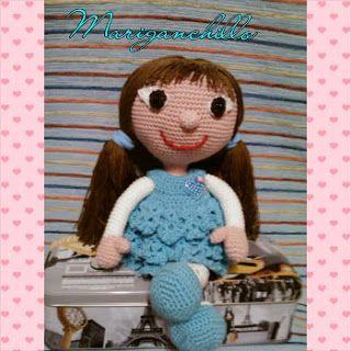 2000 Free Amigurumi Patterns: Doll #spanishdolls