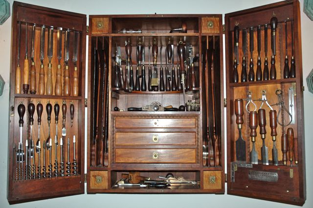 Superbe Carpenters Tool Cabinet | From A Unique Collection Of Antique And Modern  Industrial Furniture At ...