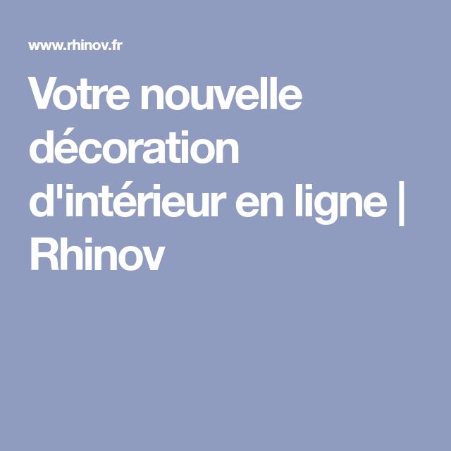 Votre nouvelle décoration dintérieur en ligne rhinov