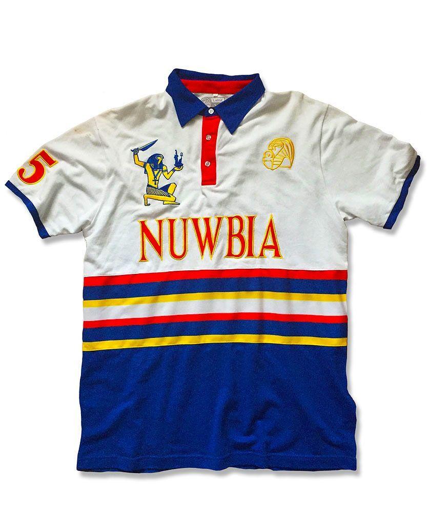 NUWBIA HERU POLO SHIRT