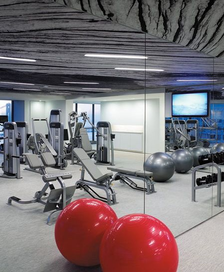 Pin By Fabio Noto On Interiors Unique Office Design Home Gym Mirrors Modern House Design